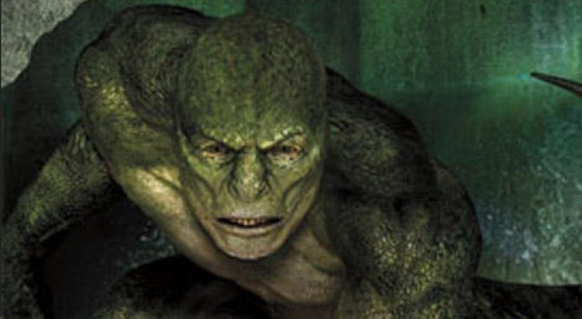 A New AMAZING SPIDERMAN Promo Shows Off The Lizard In All His Glory