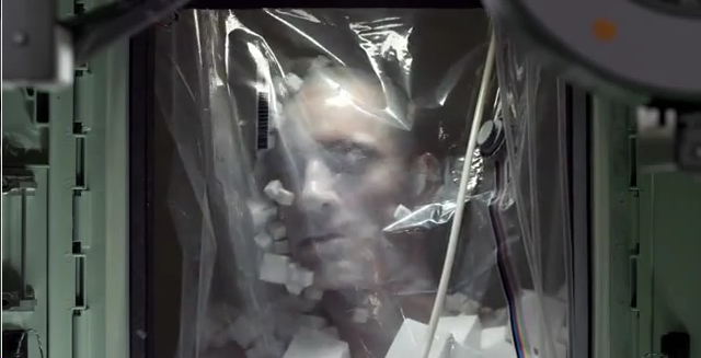 Big Things Have Small Beginnings – A New PROMETHEUS Viral Let's You Unbox Michael Fassbender