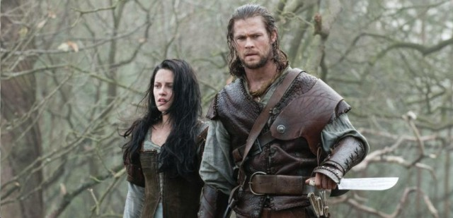 Snow White and the Huntsman DVD Review