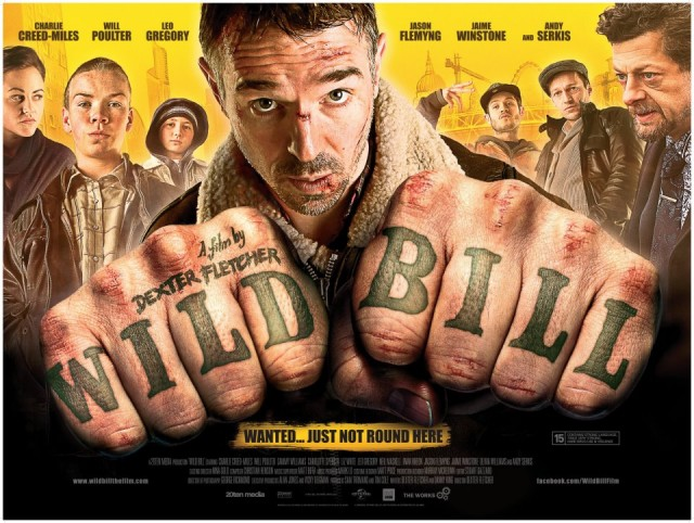 Competition: Win A WILD BILL T-Shirt & Signed Poster