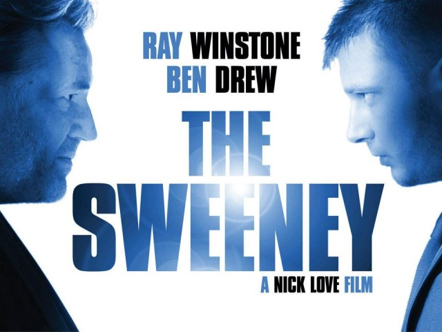 """""""Your Nicked!"""" UK Trailer For THE SWEENEY Starring Ray Winstone, Ben Drew"""