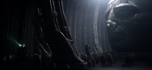 """Are You Seeing This?"" New Extended UK PROMETHEUS  HD Trailer is Orbital!"