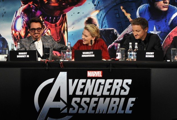 AVENGERS ASSEMBLE UK Press Conference Report