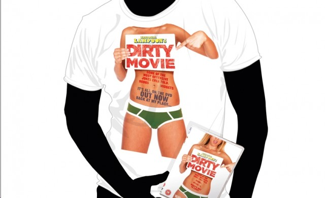 Competiton: Win National Lampoon's Dirty Movie DVD & T-shirts