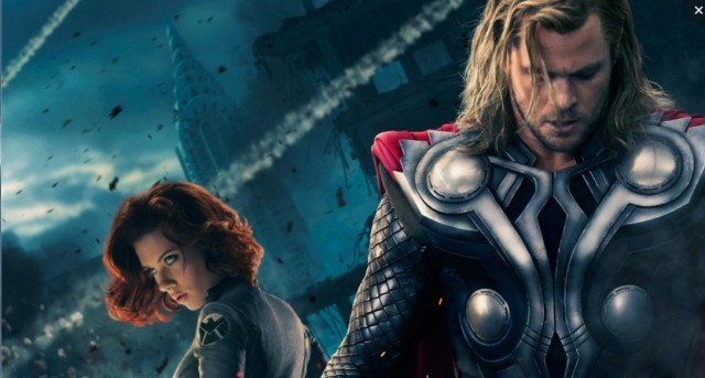 New Extended AVENGERS ASSEMBLE TV Spot All About The God Of Thunder…Thor