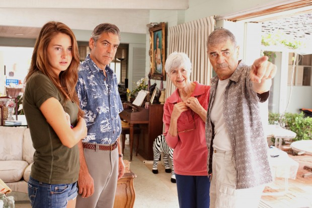 """You Sleep With My Wife"" Read Our THE DESCENDANTS DVD Review (and Find out!)"