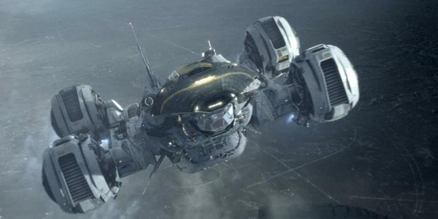 It's All About The Good ship PROMETHEUS In New Featurette