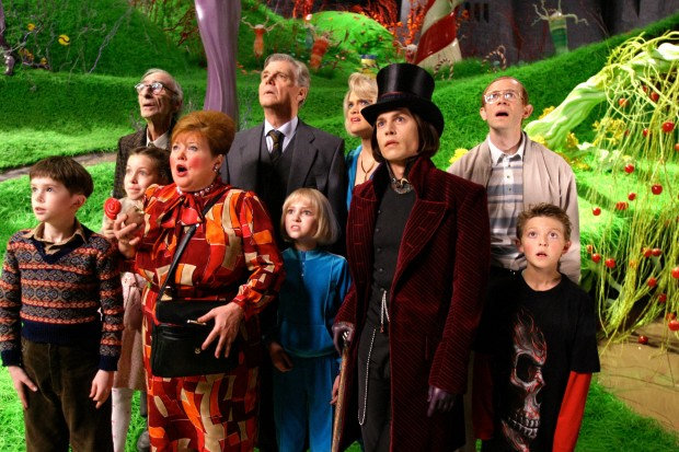 Win A Copy of The Tim Burton Collection on DVD