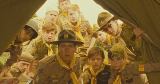 Bob Balaban Narrates In 4 New MOONRISE KINGDOM Featurettes