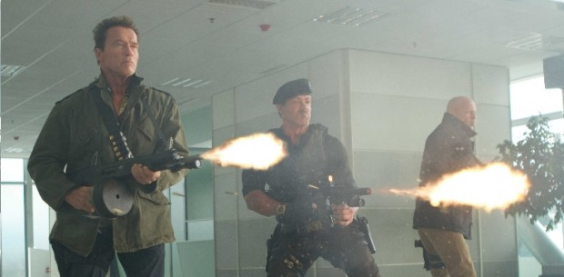 Track Them, Find Them, Kill Them Watch New The Expendables 2 Trailer