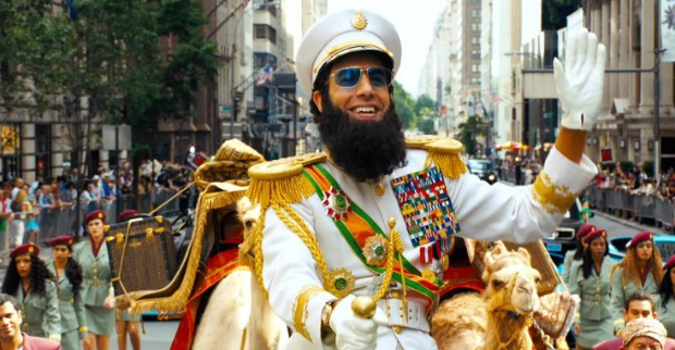 Do You Want The Aladeen News Or Aladeen News? Review Of THE DICTATOR