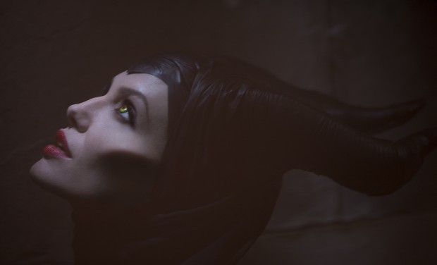 Disney Announces  Start Of Production On MALEFICENT, First Image Of Angelina Jolie