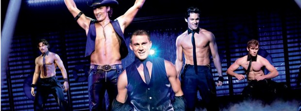 Welcome To The Crazy Club! Watch New Red Spot UK Trailer & TV Spot For MAGIC MIKE