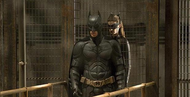 New THE DARK KNIGHT RISES TV Spot Action Packed, Showing Off