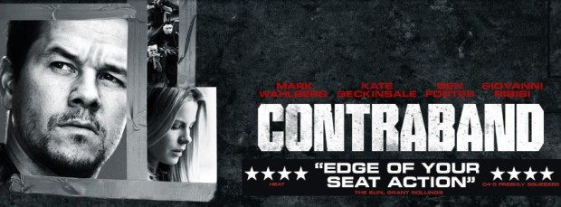 Contraband UK DVD&Blu Ray News