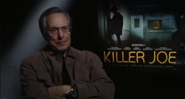 Killer Joe – William Friedkin Video Interview