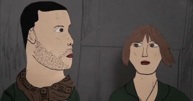Watch The PROMETHEUS Trailer, The Papermade Version!
