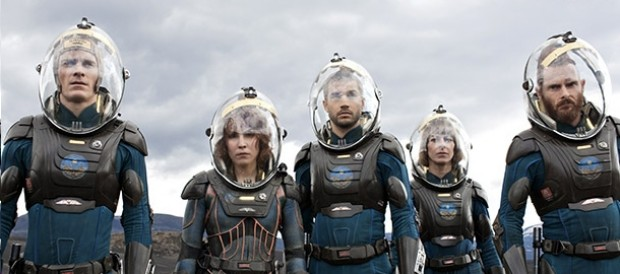 We Came From Them,They Will Come For Us Read Our Third PROMETHEUS Review
