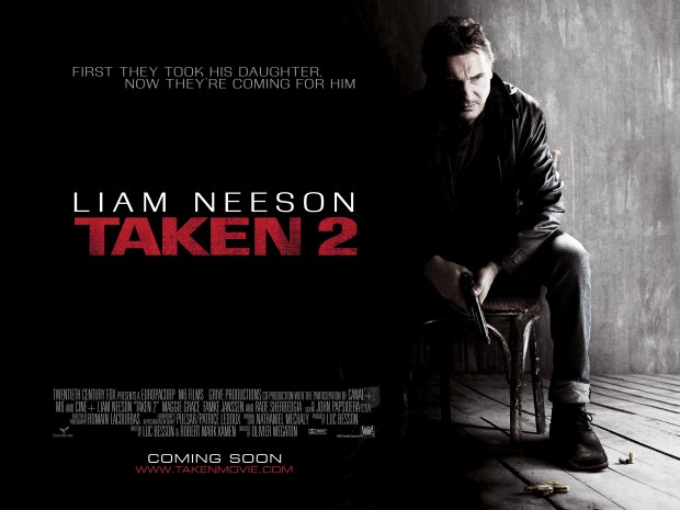 Daddy Want's Revenge In The First UK Trailer For TAKEN 2