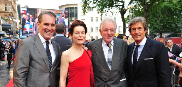 Chariots Of Fire London Premiere Report