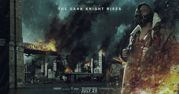 """Let The Games Begin"" New THE DARK KNIGHT RISES Clips Galore!"