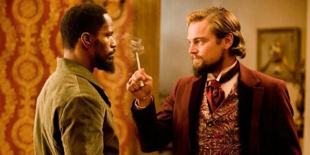 Django Unchained BluRay Review