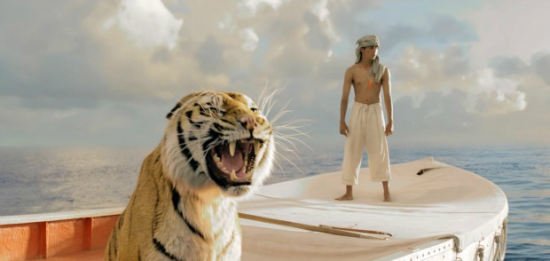 Impressive UK Trailer For Ang Lee's Life Of Pi
