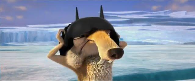 Ice Age 4  Batman Parody TV Spot 'The Dark Nut Rises'