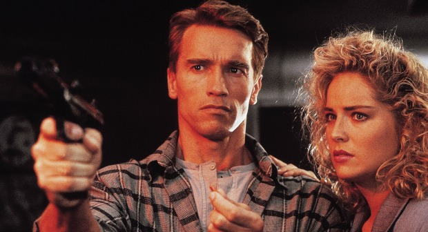 TOTAL RECALL (1990) Blu-Ray Review