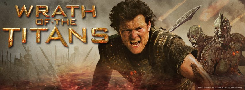 """Feel The Wrath"" Wrath Of The Titans Home Release This October"