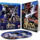 Classic Anime Ninja Scroll Coming to Blu-Ray First Time To UK