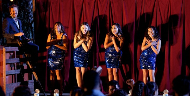 LIFF 2012: Win Gala Tickets To See The Sapphires Starring Chris O'Dowd