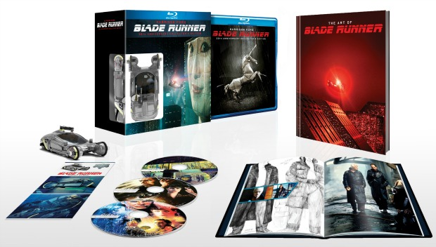 Blade Runner 30th Anniversary Collector's Edition Available to Pre-Order from 31st August