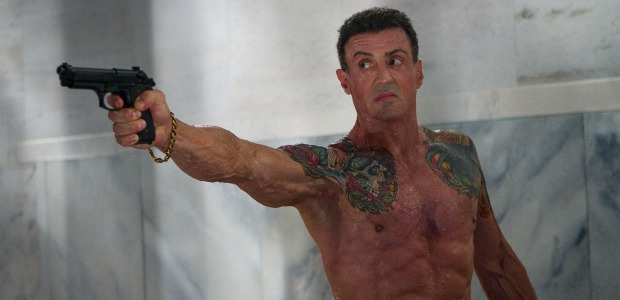 First Trailer For Bullet To The Head, Starring Sylvester Stallone