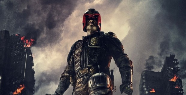 Watch Awesome New Dredd 3D UK Featurette