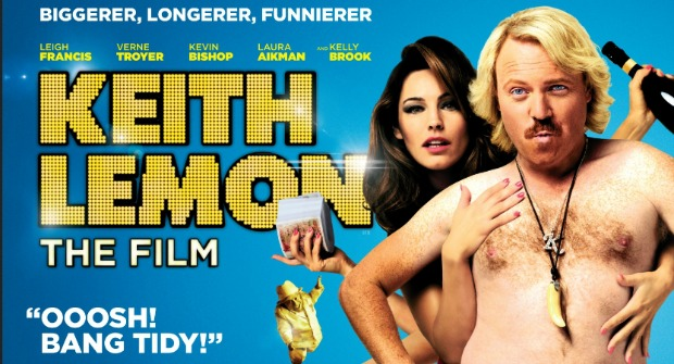 'Icing On The Cookie' For New NSFW Keith Lemon The Film TV Spot