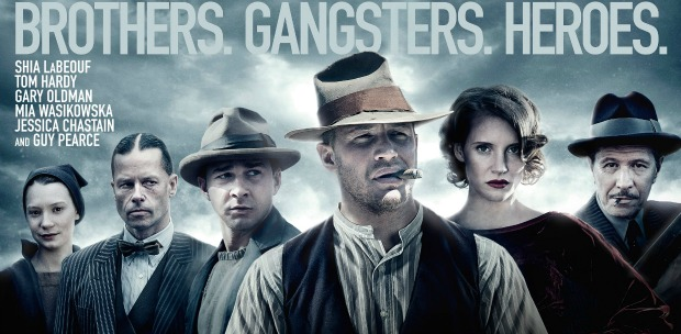 Tension Mounts In New  Red Band Trailer For Lawless