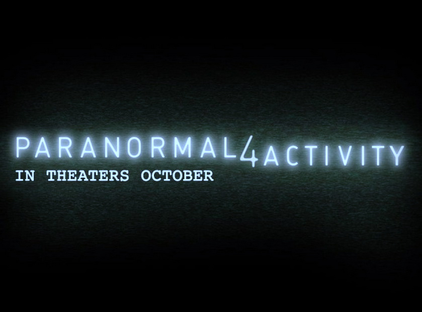Katies Back And She's Not Alone, Trailer For Paranormal Activity 4