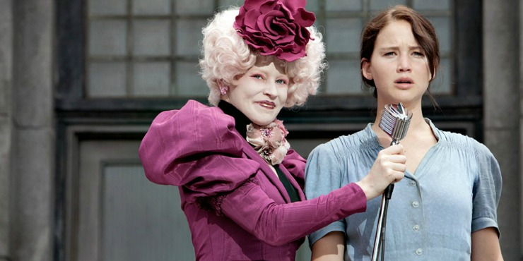 The Hunger Games DVD Review