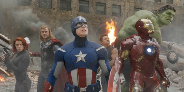 Avengers Assemble DVD Review