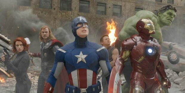 Avengers Assemble DVD Review