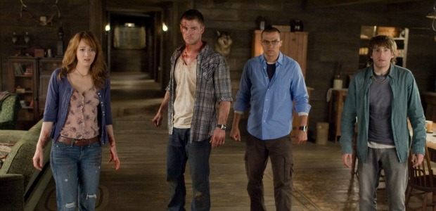 Cabin In The Woods DVD Review 2