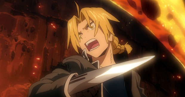Win Fullmetal Alchemist Movie 2: The Sacred Star of Milos On DVD