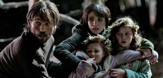 Jessica Chastain Goes Black For Trailer For Guillermo Del Toro's Mama