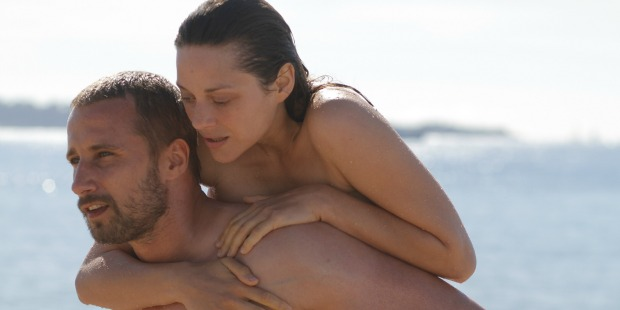 UK Trailer For Rust & Bone, Could It Be Oscar Glory For Marion Cotillard?