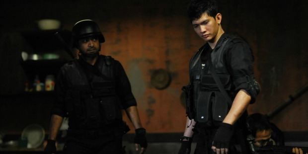 Win The Raid Blu-Ray, T-Shirt & Poster