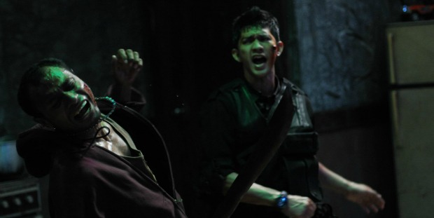 Win The Raid (With Ticket Offer) on DVD Plus Exclusive Poster