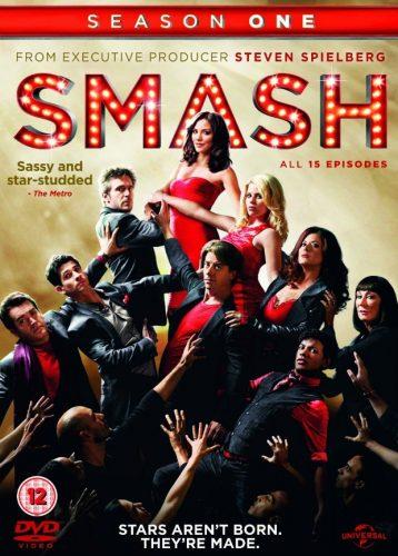 Win Smash Season One On DVD
