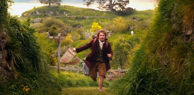 First TV Spot For The Hobbit:An Unexpected Journey