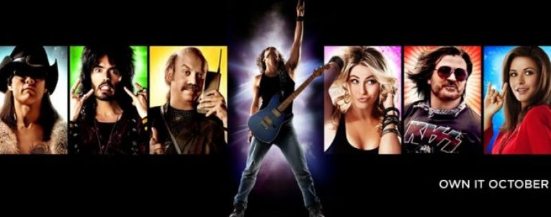 Rock Of Ages DVD Review